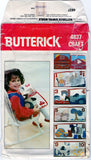 Butterick 4837 Pattern Vintage Counting For Tots