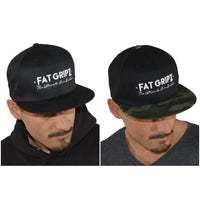 Fat Gripz Snapback Hat