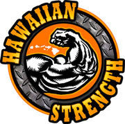 hawaiian strength with muscle arm