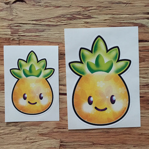 cute pineapple decal
