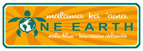 one earth malama ka aina decal