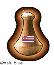 Poi Pounder Hawaiian Flag Decal