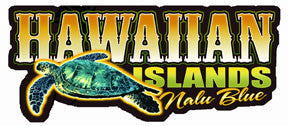 hawaiian-turtle-decal