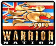 Hawaiian warrior nation decal