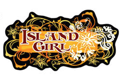 Island Girl Decal