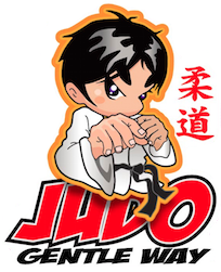 Judoka Decal