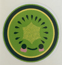 cute kiwi decal