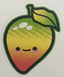 cute mango decal