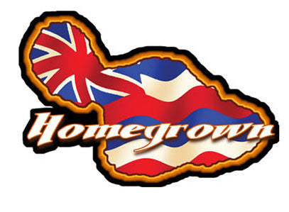 Homegrown Maui Decal
