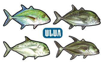 Ulua Decal Set