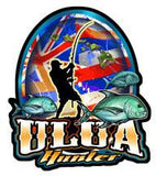 ulua hunter decal