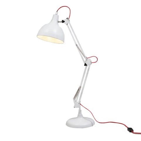 Dora Desk Lamp in Matt White