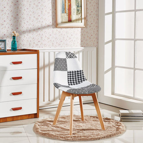 Chrono Patchwork Chair - P&N Homewares