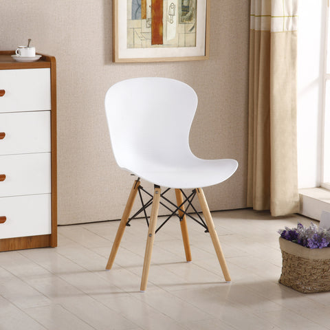 Alessia Eiffel Chair Ribbed DS - P&N Homewares  - 1