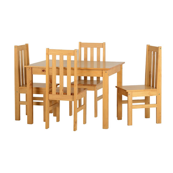 Ludlow Dining Table And Chair Set P N Homewares