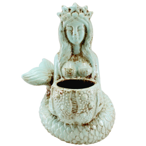 Mermaid Goddess Urchin Planter