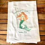 Sparkle by the Sea Tea Towel