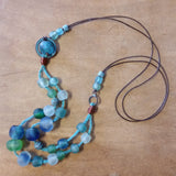 Sea Bead Necklace
