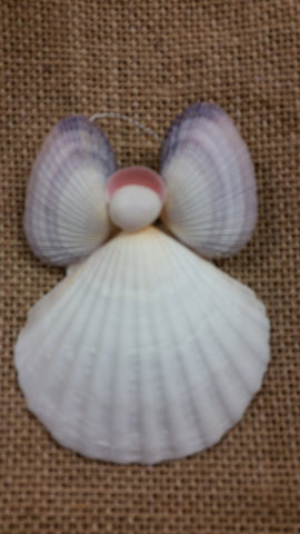 Purple Shell Angel