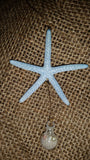 Starfish Bubble Ornament