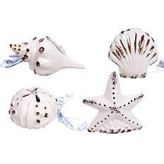 Seashell Ceramic Light