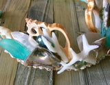 Mermaid Shell Tiara
