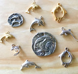 Dolphin Charms & Pendants