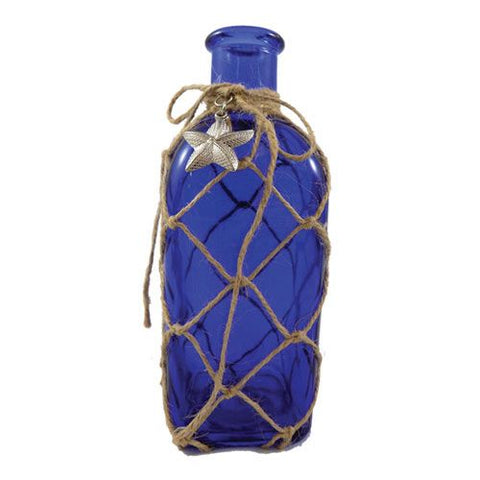 Starfish Charm Rope Bottle