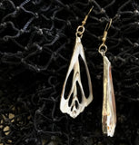 Sliced Cone Shell Earring