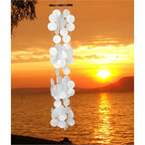 Capiz Shell Waterfall Windchime