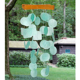 Coconut Capiz Shell Windchime