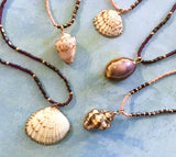 Seashell Beaded Necklaces