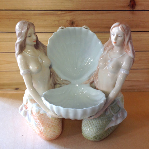 Mermaid Beauties Ring Dish