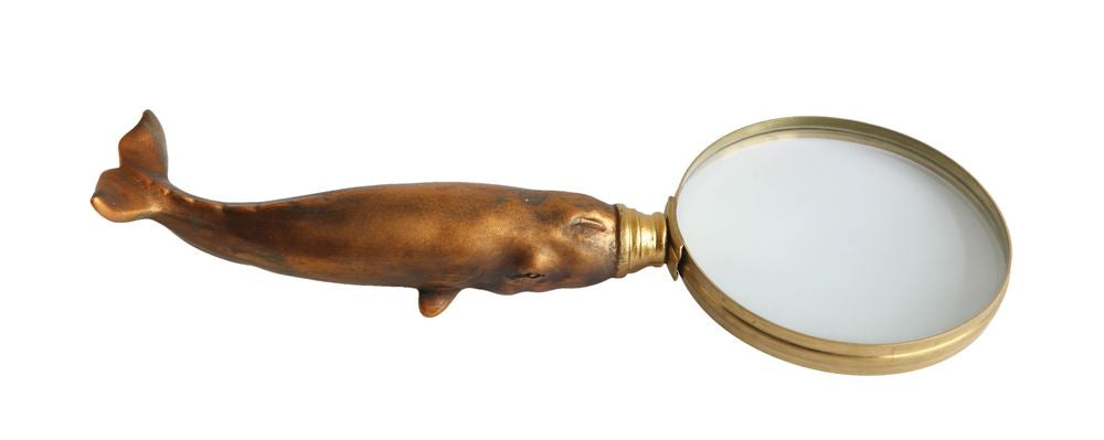 Whale Magnifying Glass