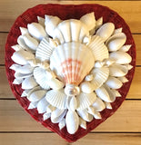 Seashell Heart Box