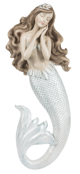 Lovely Mermaid Wall Decor