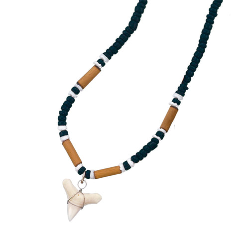 Bamboo Shark Tooth Necklace