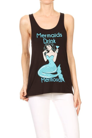 Mermosas Tank Top
