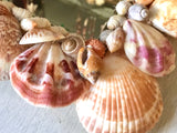 Sweetheart Seashell Mirror