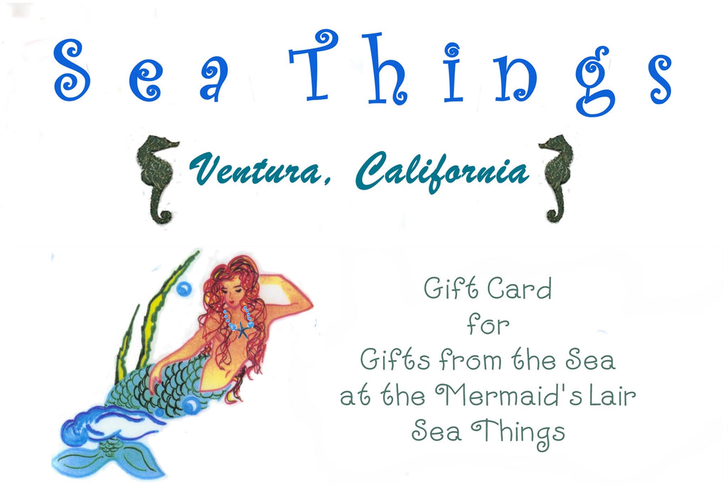 Sea Things Gift Card