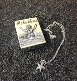 Mermaid Charm Necklace Box