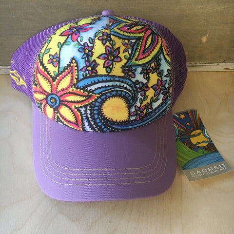 Sacred Surf Trucker Hat