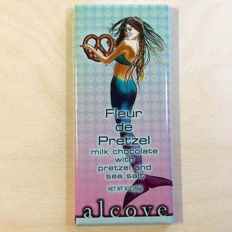 Mermaid Pretzel Chocolate