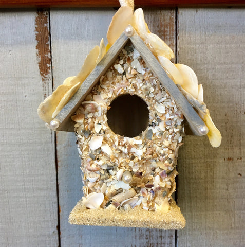 Pearly Beach Bird House