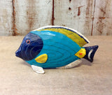 Swimming Wooden Fish