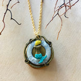 Mermaid Life Saver Locket