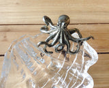 Octopus Clamshell Dip Bowl