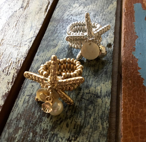 Starfish Dream Rings