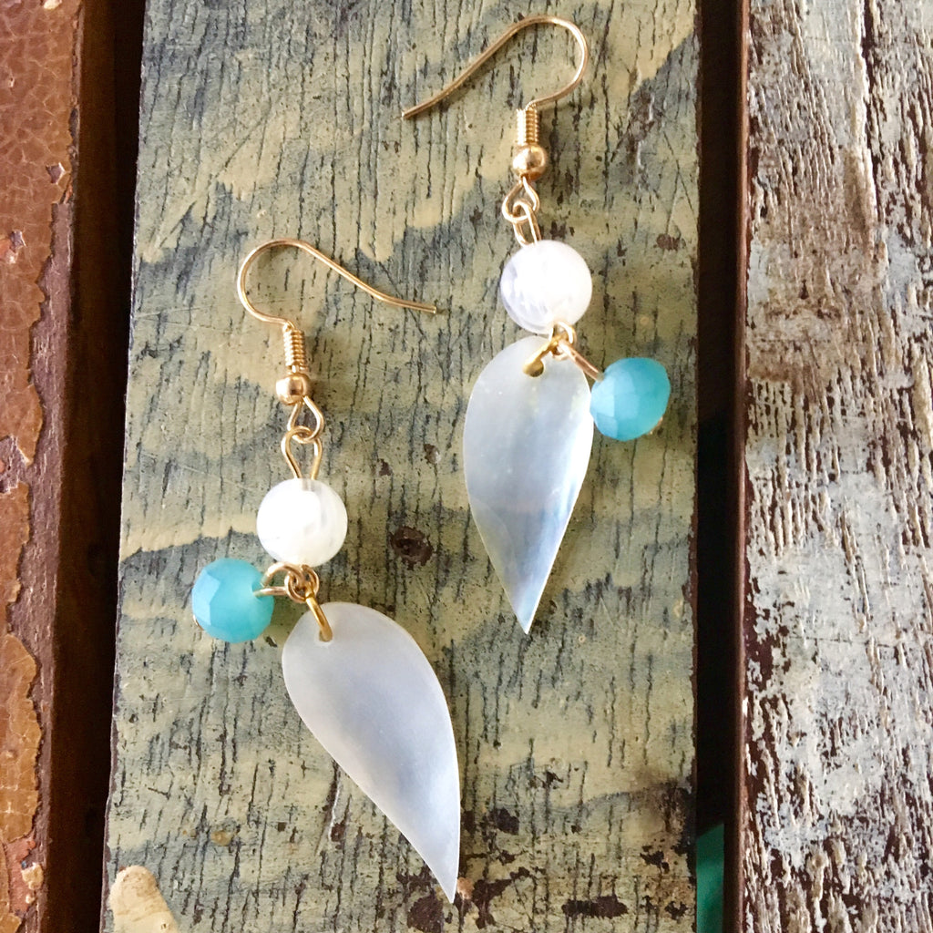 Summer Shimmer Earrings