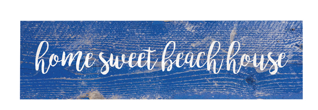 Sweet Beach House Mini Sign